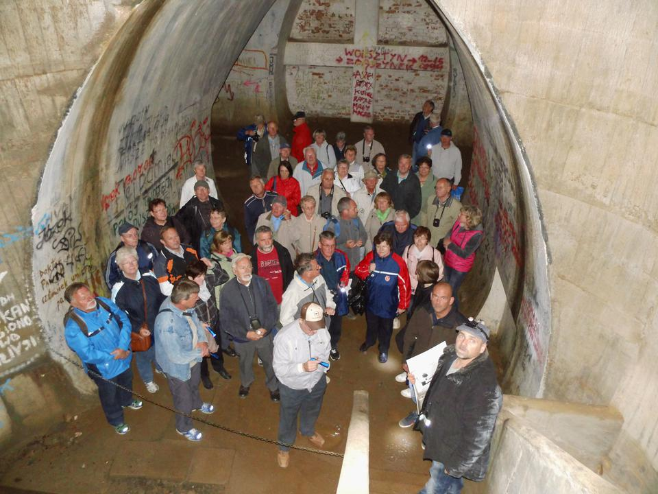 Tagesfahrt Bunkertour I