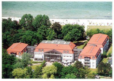 Wellness mit Ostseeblick in Boltenhagen/Seehotel Grossherzog von Mecklenburg