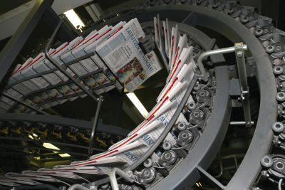 Druckereidienstleistungen