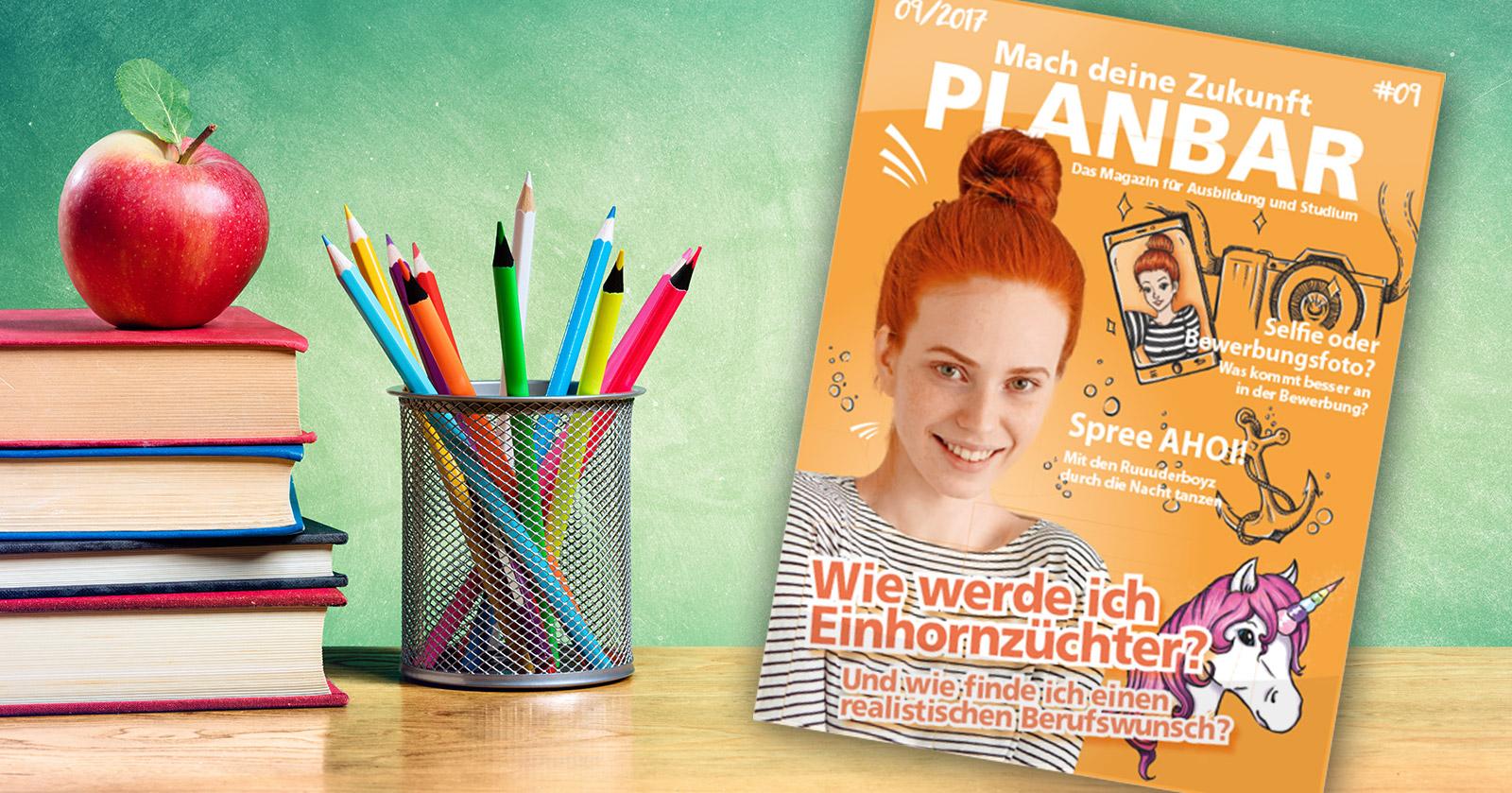 Das neue PLANBAR-Magazin ist da!
