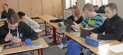 ZiSCH jetzt in der Gutenberg-Oberschule Forst