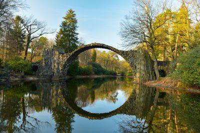 Ein Besuch im Kromlauer Park lohnt sich zu jeder Jahreszeit