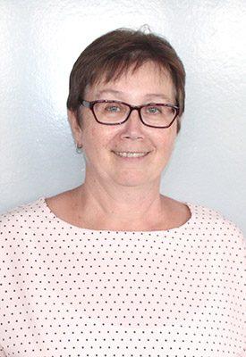 Andrea Bleschke Personalreferentin