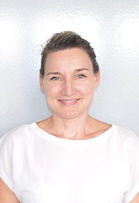 Sandra Melcher Teamleiterin Personal