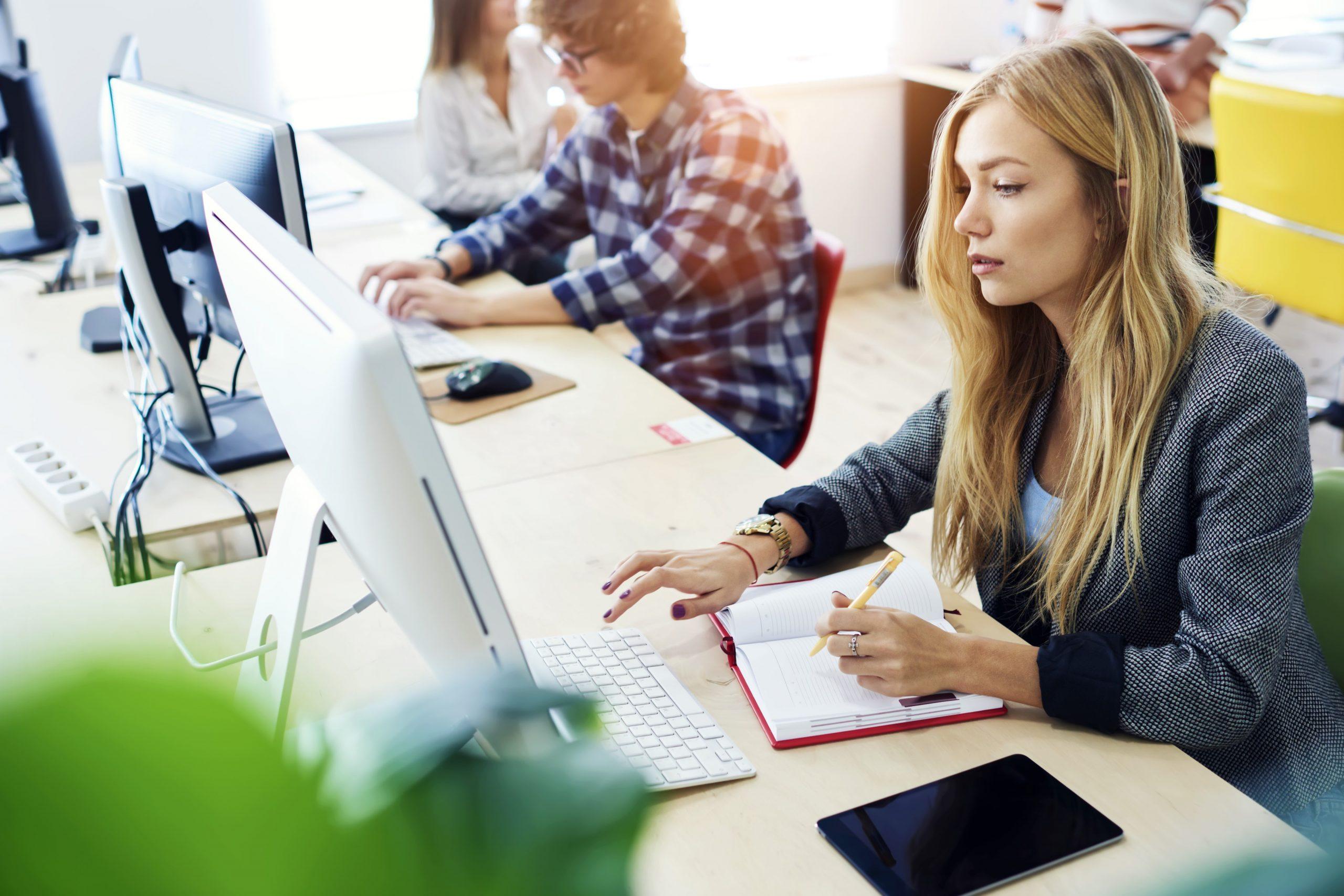 Studenten-Praktikum – Marketing