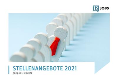 Stellenmarkt LR-Jobs 2021