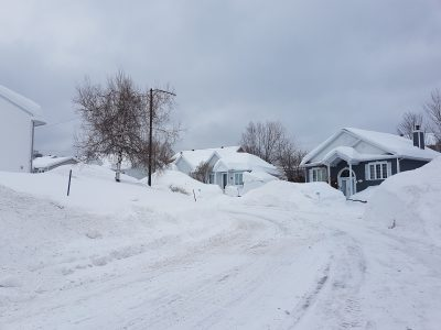 Ein Feiertag für den kalten Februar