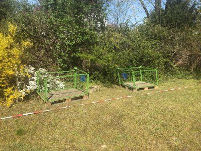 Unser Rundschau-Garten: Aller Anfang ist schwer