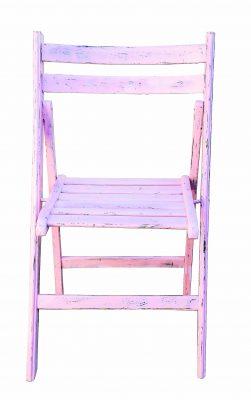Neuer Look für alte Stühle