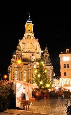 Tagesfahrt – Zauberhaftes Dresden mit Orgelandacht