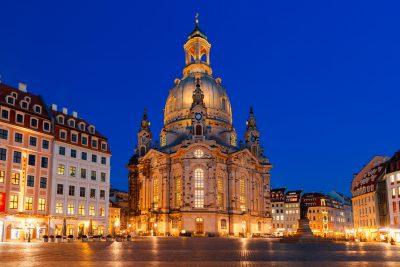 Advent in Dresden mit Semperoper & Christmas Garden Pillnitz