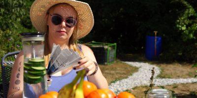 Folge 1: Fünf Tipps gegen Hitze – so hilft die Zeitung gegen Hochsommer-Stress