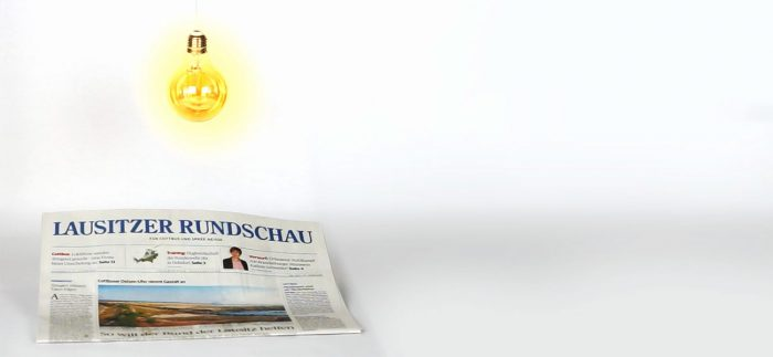 Eine Zeitung viele Möglichkeiten
