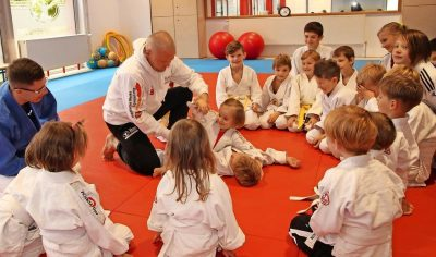 Ein Leben für den Judo-Sport