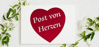 Post von Herzen