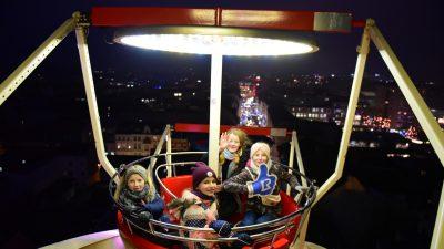 Wie familientauglich ist der Cottbuser Weihnachtsmarkt?
