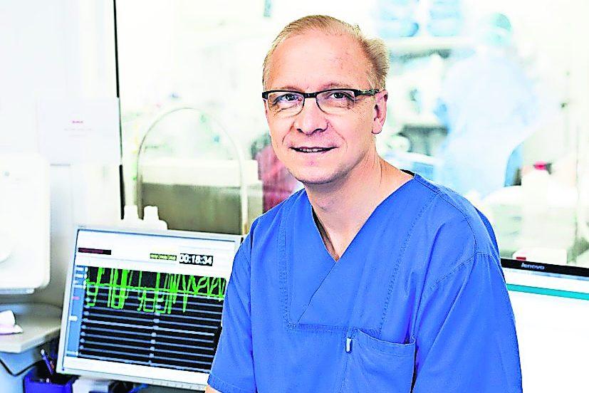 Dr. Harnath zur Wichtigkeit der Bauch-Beine-Herz-Aktion