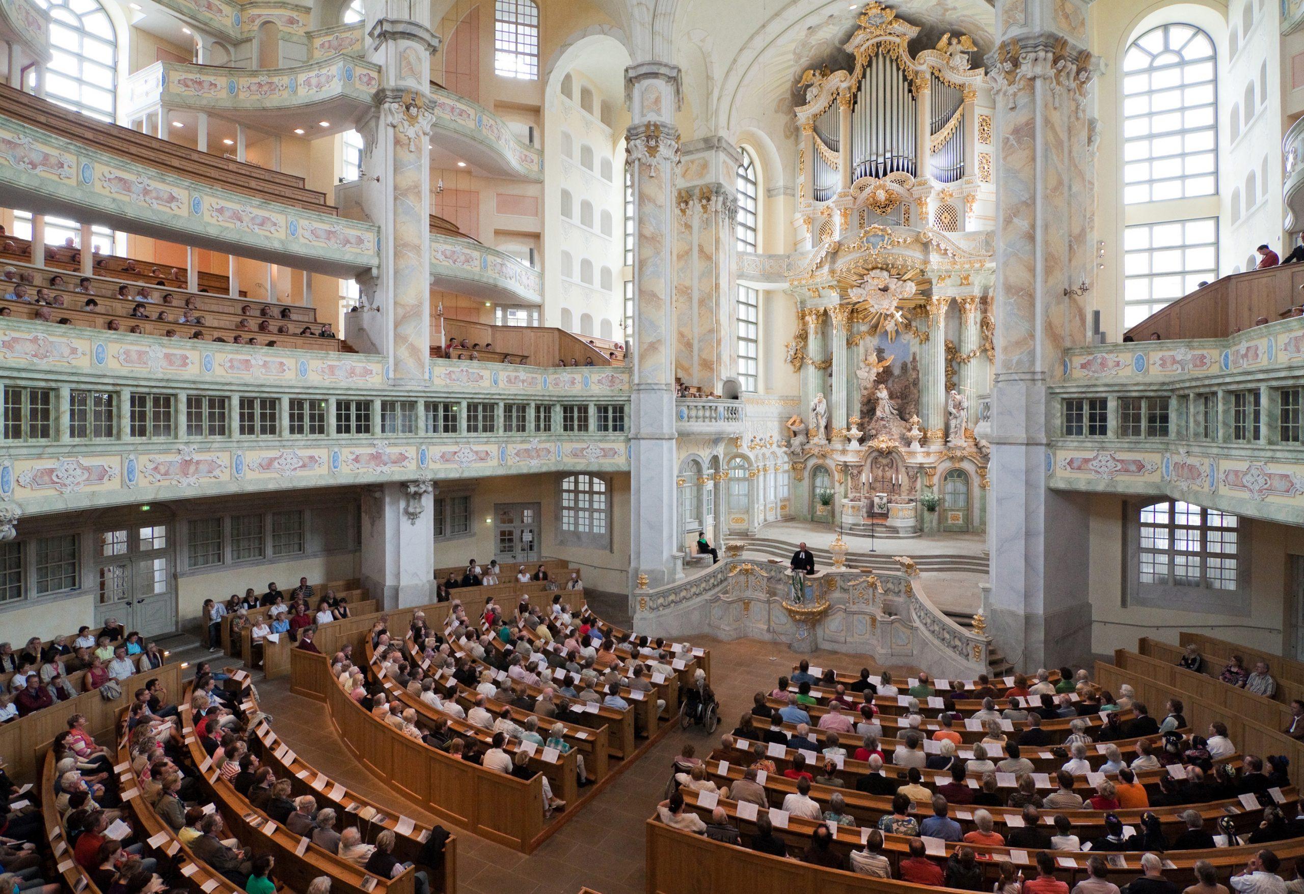 Ostern in der Barockstadt Dresden