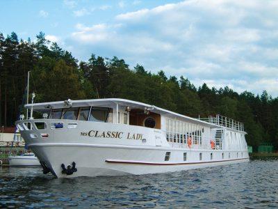 Schlemmerreise mit der MS Classic Lady